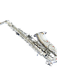 Sachs Duct Tianjin E Alto Saxophone Sachs Nickel Plating