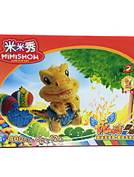 Yi Tong Corn Exchange Building Blocks Diy Toy Factory Direct Corn Mimi Show 400 6 12