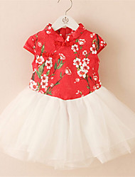 New 2016 Girl Summer Denim Dress For Kids Jeans Tutu Dresses Cute Beautiful Flower Children Dresses