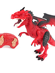 Jurassic World Queen Remote Control Dinosaur  Model Set With Charizard Charge  Animal Toys