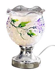 Indoor Ceramic Induction Aromatherapy Oil Lamp Nightlight