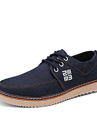 MasculinoConforto-Rasteiro-Azul / Cinza-Jeans-Casual