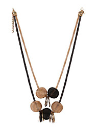 LGSP Women's Alloy / Acrylic Necklace  Daily Non Stone-61161055