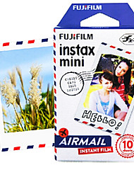 Fujifilm Instax color film AirMail