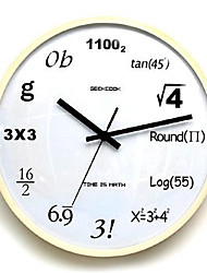 Simple wall clock 12