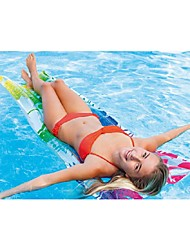 INTEX Sit 'n Float Classic Inflatable Raft Swimming Pool Lounge183*69