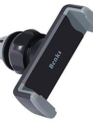 Fixation Support pour Téléphone Automatique Aération Rotation 360° Plastique for Téléphone portable