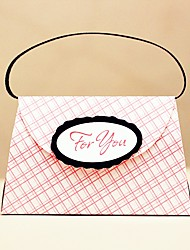 12 Piece/Set Favor Holder - Card Paper Gift Boxes Bachelorette Party Pink Favor Box Non-personalised
