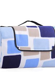 Влагонепроницаемый / Водонепроницаемый-Нейлон-Походный коврик / Коврик-пенка / Коврик для пикника(синий