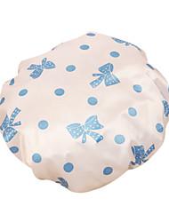 Cute  Cartoon Waterproof Shower Caps Women Bath Spa Caps Elastic Hats