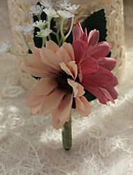 Wedding / Party Flowers Free-form Peonies Boutonnieres