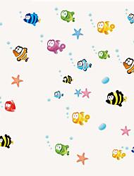 Animais / Desenho Animado / Vida Imóvel / Moda / Lazer Wall Stickers Autocolantes de Aviões para Parede,PVC 60*45*0.1