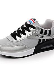 Women's Shoes EU35-EU40 Casual/Travel/Running Fashion Tulle Leather Sneakers Shoes