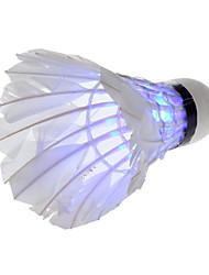 Badminton volantes Elasticidade Alta Durabilidade LED para Penas de Pato