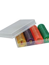 hardcover puce d'or 160 comprimés pour le matériel de protection de l'environnement de divertissement mahjong d'échecs