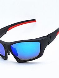 99.522 areia filme azul escuro banhado óculos polarizados ao ar livre copos de vento de ciclismo óculos