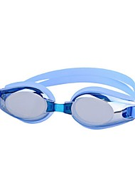 Race Electroplating Anti-fog Swim against UV Swimming Glasses for Men and Women