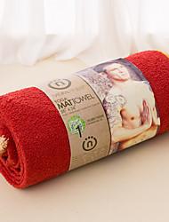 Yoga Towel Comme image,Solide Haute qualité 100 % Polyester Serviette