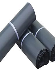 серый водонепроницаемый логистики упаковка мешок (45 * 60 см, 100 / упаковка)