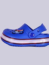 Sandalias / Mocasines / Oxfords / Zapatos Náuticos(Azul / Rosa / Verde Claro) -Plataforma / Confort / Punta Redonda-Sintético