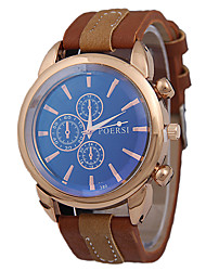 Men's Fashion Belt Watches Rose Army Watches Quartz Watches