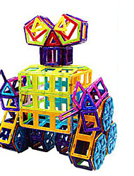 Magnetic Blocks, Assemble the Magnet Magnetic Educational Toys for Children-348 Pieces
