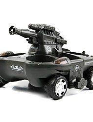 Million, 24833 Military Model Toy Var Amphibious Var Temote Vontrol Feformation of Yhe Tank Hair Play Chariots