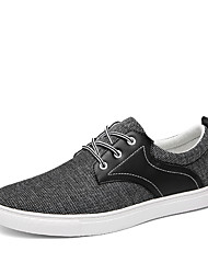 Men's Shoes Casual/Travel/Outdoor Tulle Leather Fashion Sneakers Board Shoes EU39-EU44