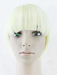Wig Stuffy Cyan 15CM High-Temperature Wire Temples Colour 1003