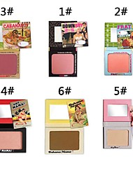 Hot Mama Mama! Blush Blusher And Eye Shadow Makeup