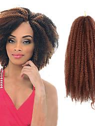 16 inch Folio Crochet Braid Havana Mambo Twist Afro Kinky Curly Hair Extension with Crochet Hook