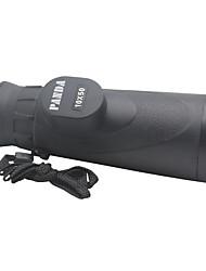 Panda 10x 50mm mm Монокль optical glass Высокая мощность / Высокое разрешение / Зрительная труба / Ночное видение 94m / 1000m 14mm