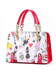 Women PU Formal / Event/Party / Wedding Tote Multi-color