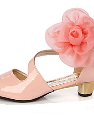 Girls' Shoes Slipper Princess Crystals Shoes Dress shoes Wedding / Dress / Casual Comfort Synthetic Sandals