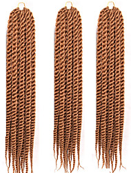 Synthetic Braiding Hair Kanekalon Jumbo Braid Hair Havana Mambo Twist Crochet Hair