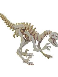 bois 3d dinosaure jouet puzzle