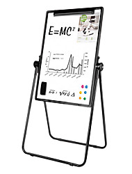 Mobile Whiteboard Blackboard Magnetic Bracket Type Writing Board