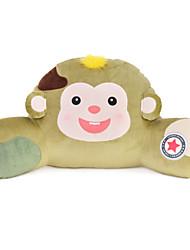 Metoo Microphone Rabbit Spell Color Sunpoo Monkey Waist Pillow Plush Toys Monkey Mascot Lumbar Pillow Army Camouflage