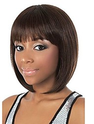 Grade 8A Quality Indian Virgin Natural Looking Human Hair Lace Front Full Lace Wig