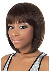оценка качества 8а индийский виргинский естественный вид волос фронта шнурка человек полный парик шнурка