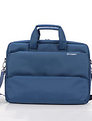 14 Inch Casual One-shoulder Korean Style Laptop Case Blue