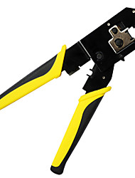 Dual-Use Network Pliers 6P/8P Terminal Crimping Pliers Crystal Ethernet Head Crimping Pliers