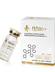 HAPPY+ EGF Serum Strengthen Elasticity ,Reduce Pigment, Acne scars, Fine Lines ,Promote Skin Renewal 0.35 oz