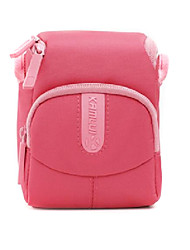 Lovely S Size Camera Case for Sony A6000/A5000/A5100/Nex5tl DSLR/Cam Bag 13*12*167 Pink