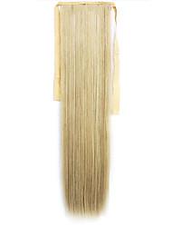 verdi dritte fusione lunghe code di cavallo parrucca capelli dritti 60/613