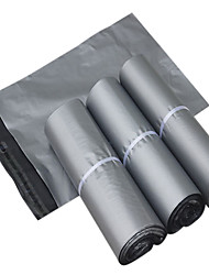 Silver thickened paper bag express package (28*40CM, 100/ package)