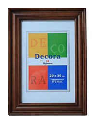 30*20*1 Solid Wood European/Americano Style Vintage Picture Frame