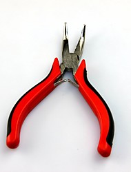 Hair Accessories Extensions Tools Stainless Steel Bent Plier For Micro Links Hair Extension/I Tip Hair Extensions