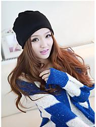 Women Cotton Vintage Casual Hip-Hop Pure Color Hat