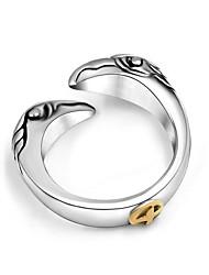 Popular Logo Ms Takahashi Goro Jinding Small Feiying Openings Male Ring Ring